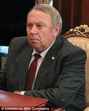 Vladimir Fortov, the Head of the Russian Academy of Science, has put forward the plans