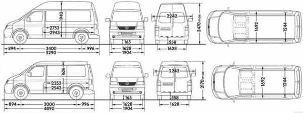 Транспортер фольксваген грузоподъемность т5 конвейер программа